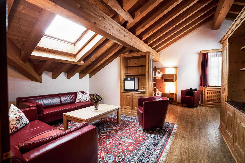 Suite Nord Wohnbereich