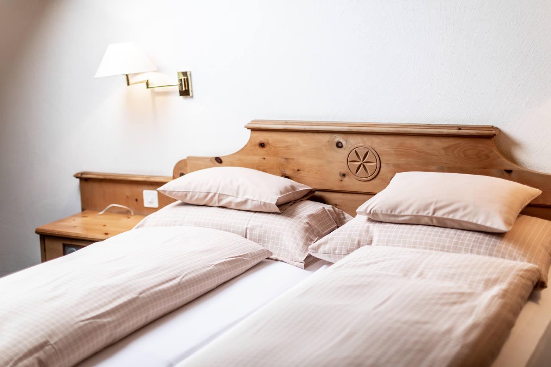 Doppelzimmer Nord Schlafen