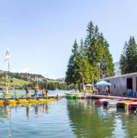 Wassersportcenter Heridsee